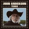 John Anderson - Years  artwork