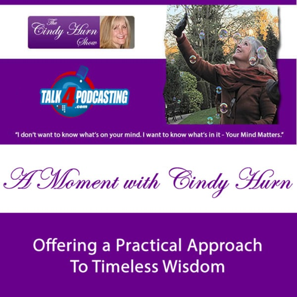 A Moment with Cindy Hurn
