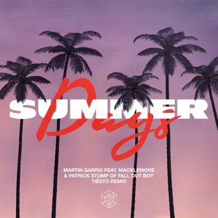 Martin Garrix - Summer Days (Tiësto Remix) m4a Download