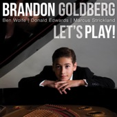 Brandon Goldberg - Angel Eyes (feat. Ben Wolfe & Donald Edwards)