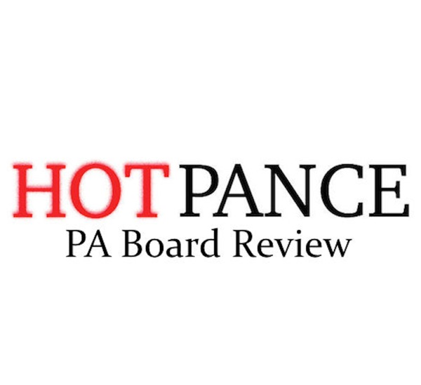 HOTPANCE PA Board Review
