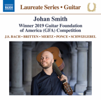 Johan Smith - J.S. Bach, Britten & Others: Guitar Works artwork