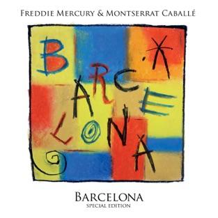 Freddie Mercury – Barcelona [iTunes Plus AAC M4A]