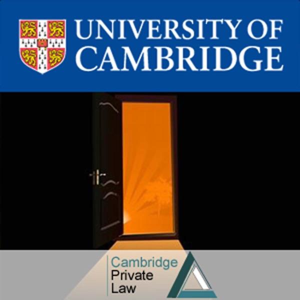 Cambridge Private Law Centre Lectures and Seminars