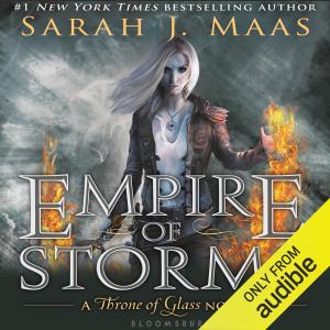 Empire of Storms (Unabridged)