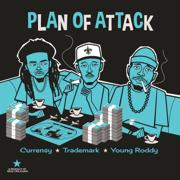 Plan of Attack - Curren$y, Trademark Da Skydiver & Young Roddy - Curren$y, Trademark Da Skydiver & Young Roddy