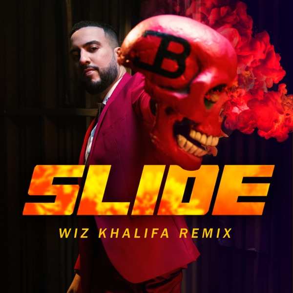 Slide (Remix) [feat. Wiz Khalifa, Blueface & Lil Tjay] - Single