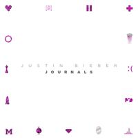 Justin Bieber - Journals artwork