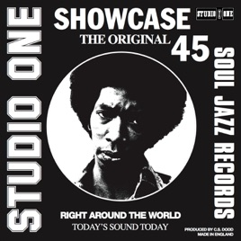 Multi-interprètes - Soul Jazz Records presents Studio One Showcase 45 (2019) LEAK ALBUM