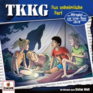 TKKG - Folge 213: Das unheimliche Dorf