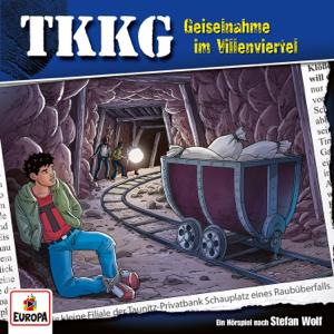 TKKG - Folge 211: Geiselnahme im Villenviertel