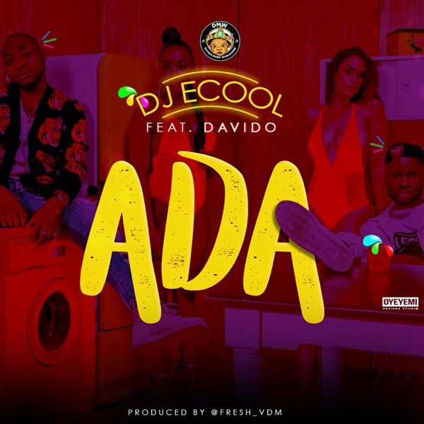 Ada (feat. Davido) - Single