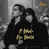 Gamaliel Isyana Sarasvati A Whole New World From Aladdin