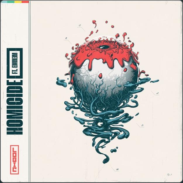Logic - Homicide (feat  Eminem) [iTunes Plus AAC M4A] - Single