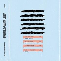View album World War Joy - EP