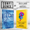 Gain Confidence & Self-Esteem and How to Overcome Anxiety & Worry Through Mindfulness: 2 Books in 1 Bundle: Overcoming Fear, Shyness, Worry, Stress, Panic, Negative Thinking and Low Confidence (Unabridged) - Christine Portman & Michelle Galler
