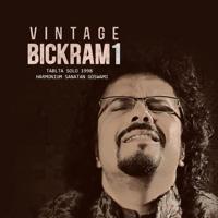 Bickram Ghosh & Sanatan Goswami - Vintage Bickram 1 (Tabla Solo Live 1998) artwork