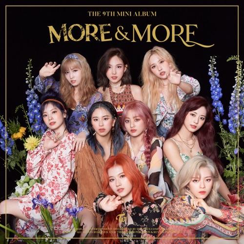 TWICE – MORE & MORE – Album (iTunes Plus M4A)
