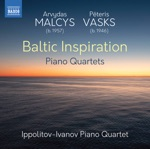Ippolitov-Ivanov Piano Quartet - Hyacinth of the Snowfields (version for Piano Quartet)