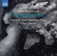 Portland State University Chamber Choir & Ethan Sperry - Translations artwork