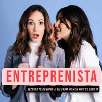 Podcast cover art for Entreprenista