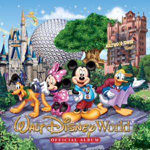 Various Artists - Walt Disney World  Album