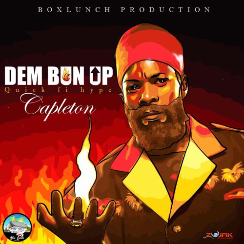 Capleton Dem Bun Up