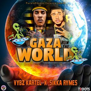 Vybz Kartel & Sikka Rymes - Gaza Run the World