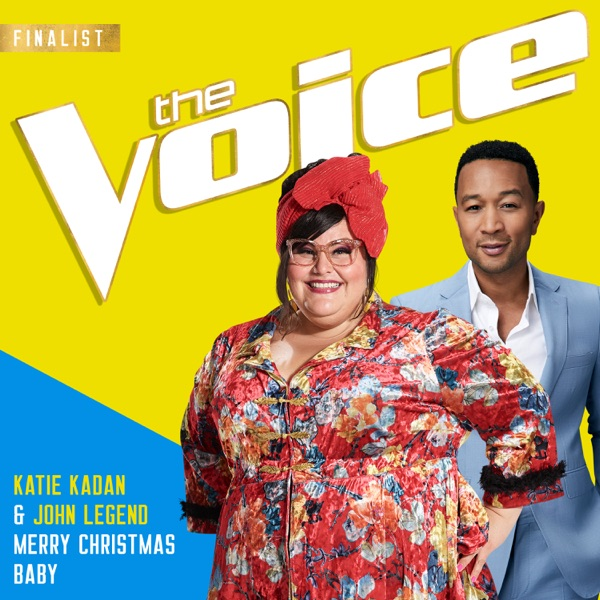 Merry Christmas Baby (The Voice Performance) - Single