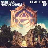 Real Love - ASKETA - NATAN CHAIM - KYLE REYNOLDS