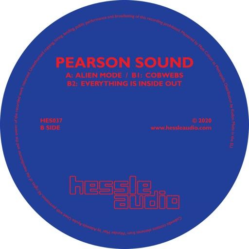 Alien Mode - Single by Pearson Sound