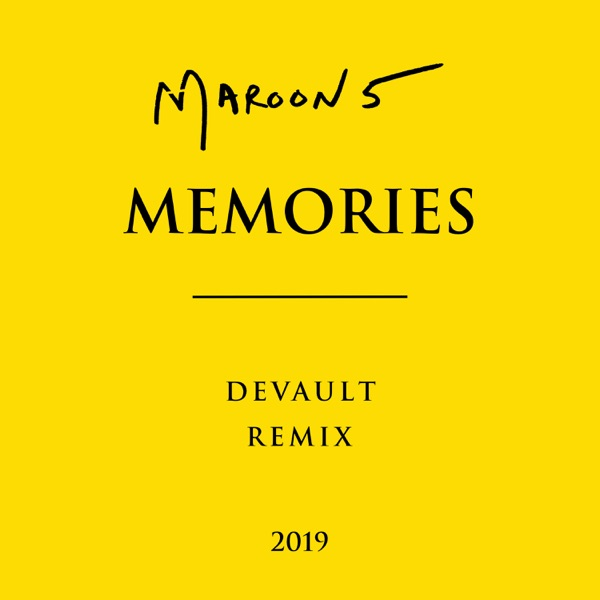 Memories (Devault Remix) - Single