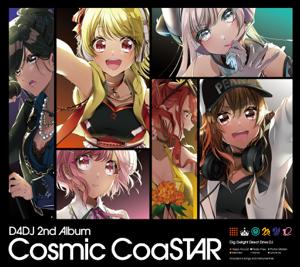D4DJ - Cosmic CoaSTAR - EP