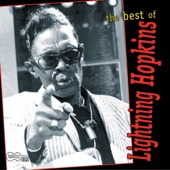 Lightning Hopkins - Going Home Blues (Going Back And Talk To Mama)