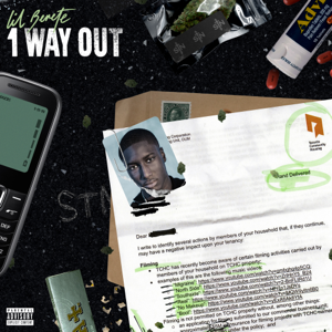Lil Berete - 1 Way Out