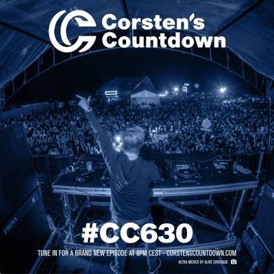 Corsten's Countdown 630 - Ferry Corsten