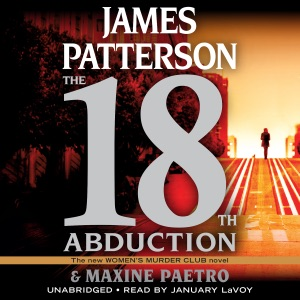 The 18th Abduction - James Patterson & Maxine Paetro audiobook, mp3