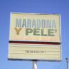 Thegiornalisti - Maradona y Pelé Grafik