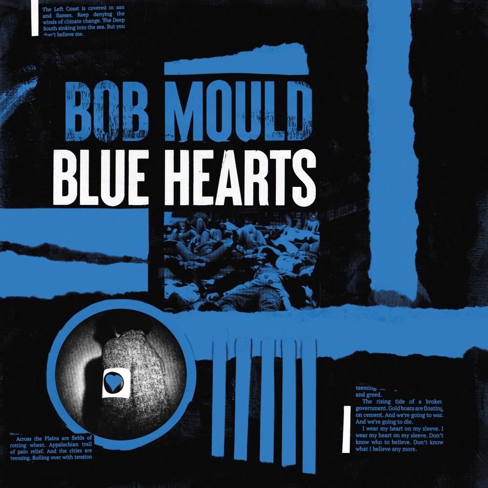 Blue Hearts by Bob Mould