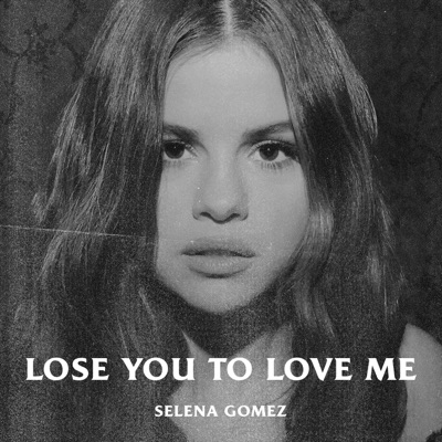 Lose You To Love Me cover