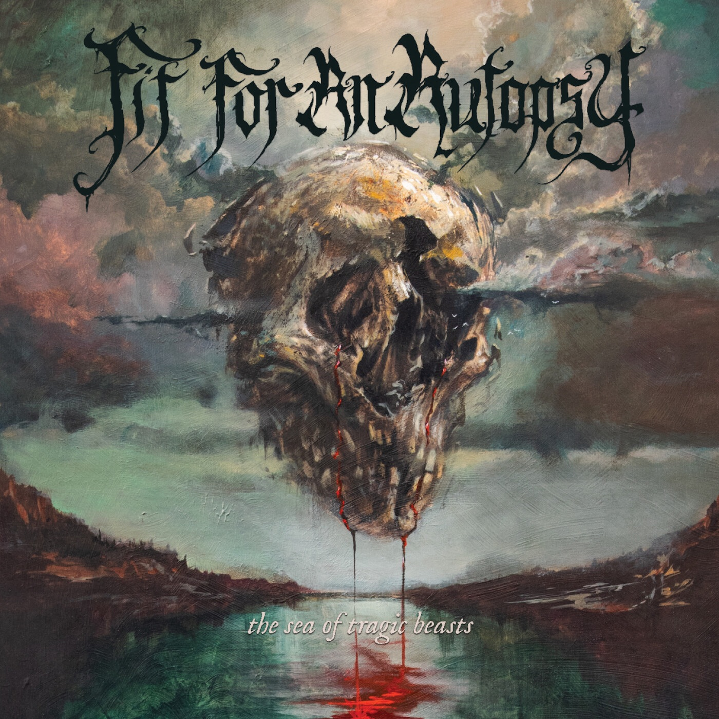 Fit For An Autopsy - Mirrors [single] (2019)
