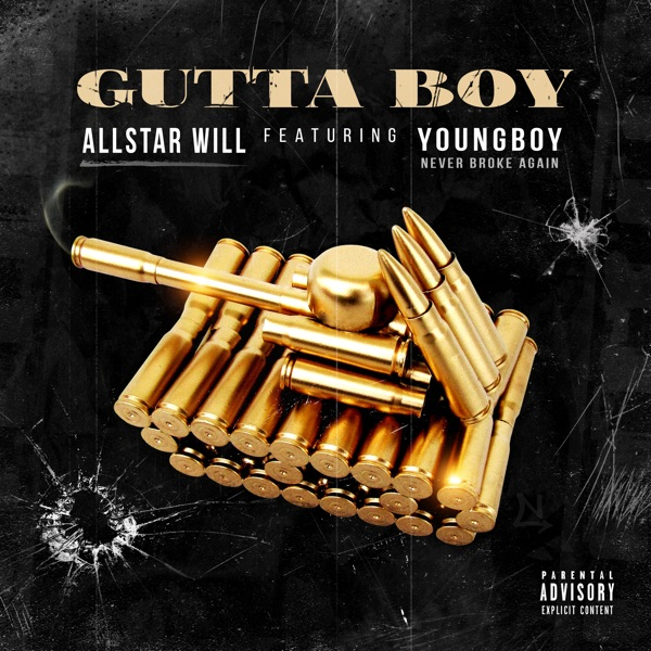 Gutta Boy (feat. Youngboy Never Broke Again) - Single