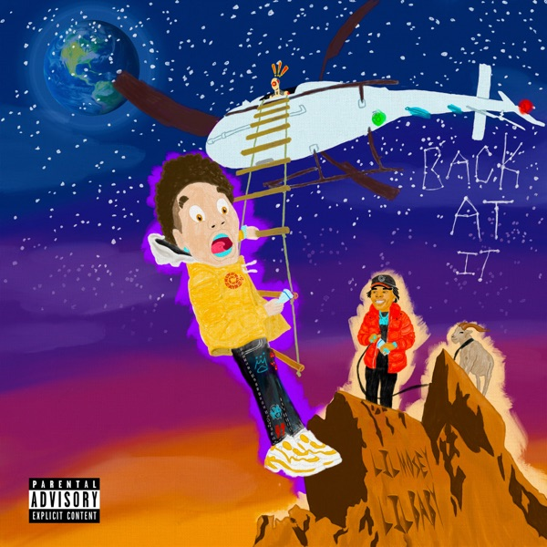 Lil Mosey - Back At It (feat. Lil Baby)