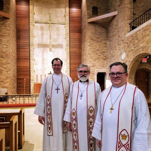 Saint James Lutheran Church, West St. Paul, MN: Audio