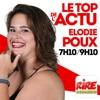 Elodie Poux - Le top de l'actu sur Rire & Chansons