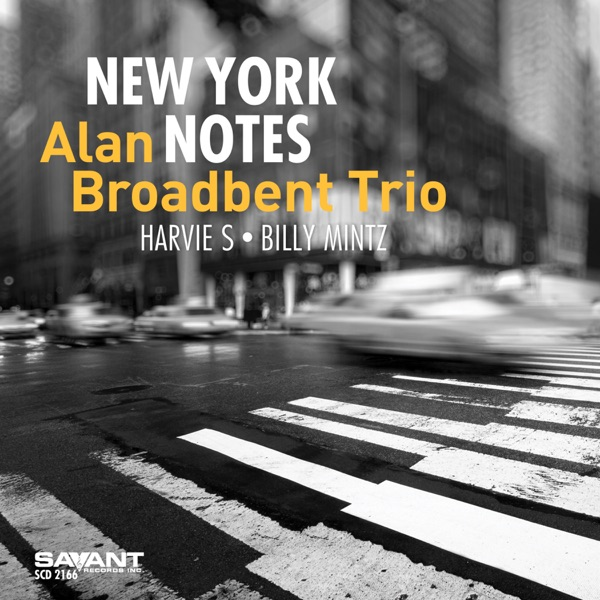 Alan Broadbent Trio - I Fall In Love Too Easily