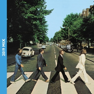 The Beatles – Abbey Road (2019 Mix) [iTunes Plus AAC M4A]