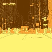 Galactic - Second and Dryades