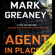 Mark Greaney - Agent in Place (Unabridged)