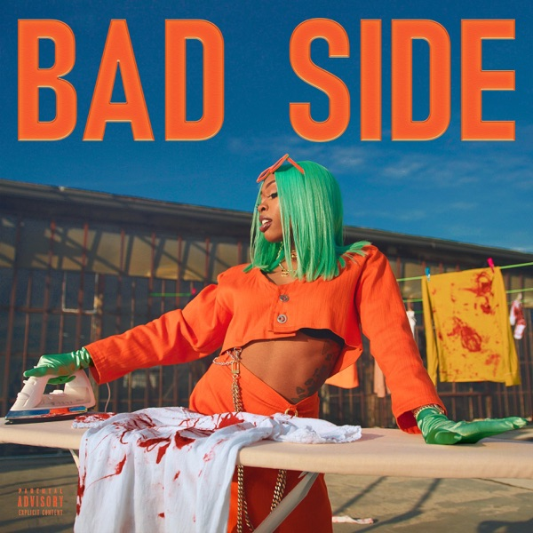 Disc Bad Side Single Tink Listen to don't tell nobody by tink feat. cancioneros